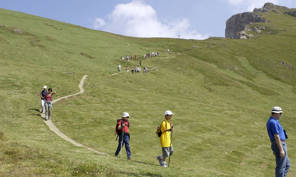 Hiking holiday in Gröden: experience a rich and varied region intensively