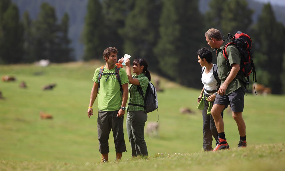 Do you want to expand your knowledge during a walking holiday?