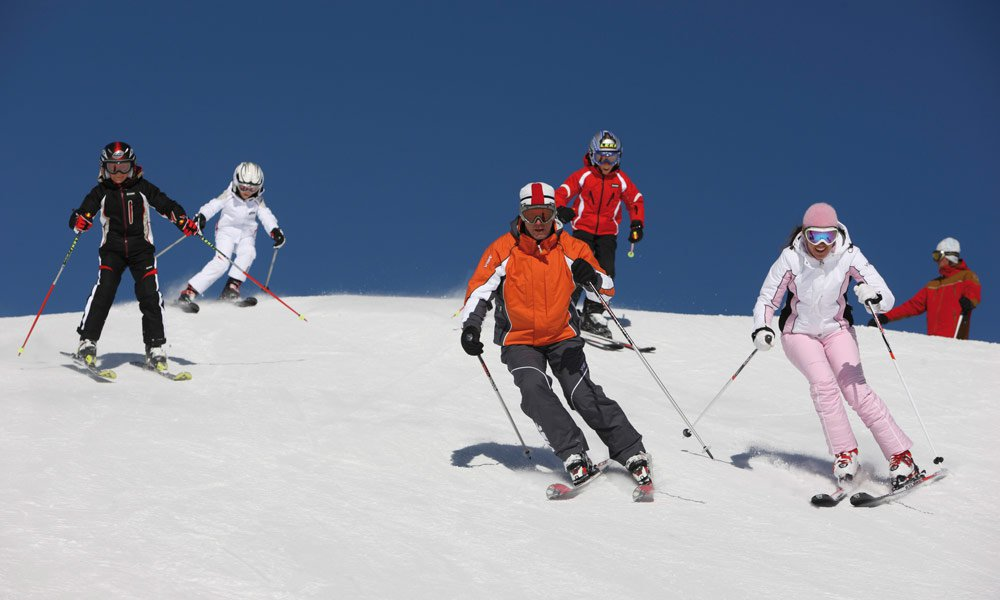 Skiing holiday in St. Ulrich / Gröden: Wintry pleasure at the highest level
