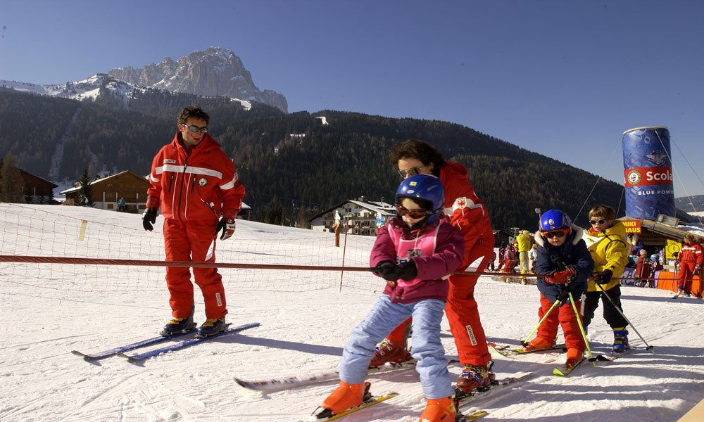 "Winter holiday in Grödnertal: more than ""just"" skiing"
